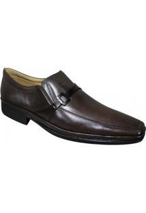 Sapato Sapatoterapia New Madri - Masculino-Marrom