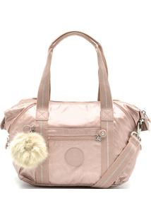Bolsa Kipling Handbags Art Mini M Rosa