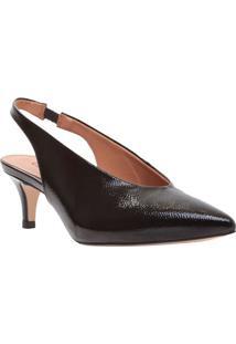 Sapato Chanel - Preto - Salto: 5,5Cmcecconello