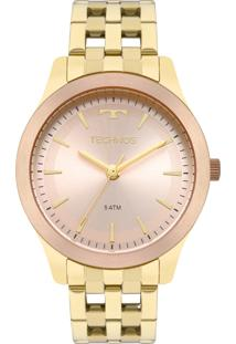 Relógio Technos Feminino Elegance 2035Mpm/5T