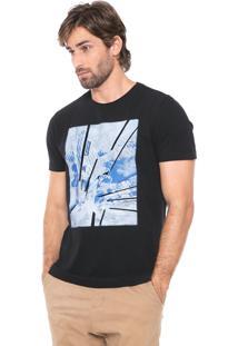 Camiseta Aramis City Preta