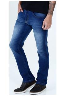 Calça Masculina Jeans Slim Stretch Biotipo