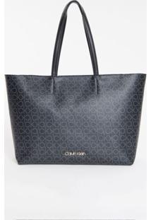 Bolsa Shopping Bag Monograma - U