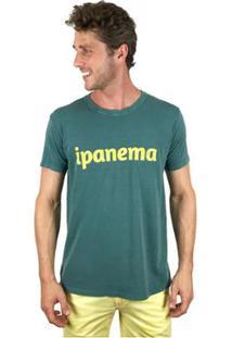 Camiseta Bora Ipanema - Masculino