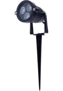 Refletor Espeto Led Lightex 3W 6500K - Bivolt Bivolt