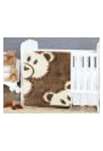 Cobertor Infantil Pippo Urso