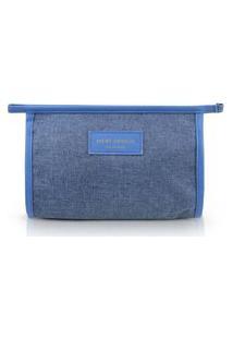 Necessaire Envelope Jacki Design Be You Azul