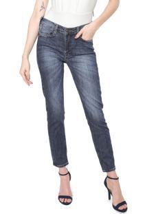 Calça Jeans Carmim Jegging Brademburgo Azul