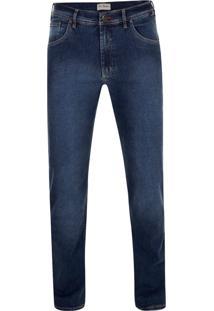 Calça Jeans Blue Elastano Dual Fx