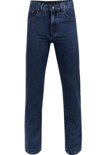 Calça Jeans Classic Índigo Blue