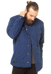 Jaqueta Oakley Control Woven Azul