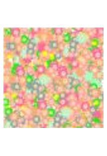 Papel De Parede Autocolante Rolo 0,58 X 3M - Floral 1440