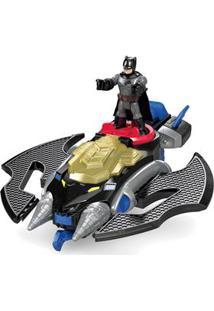Imaginext Mattel Super Friends Batnave