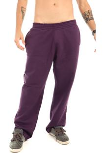 Calça Moletom Dhg Company All Purple