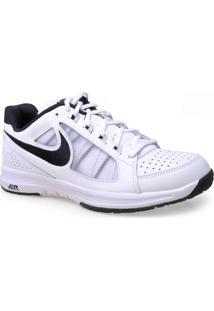 Tenis Masc Nike 724868-100 Air Vapor Ace Branco/Preto