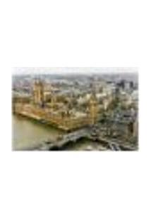 Painel Adesivo De Parede - Londres - 840Png
