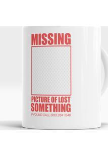 Caneca Missing