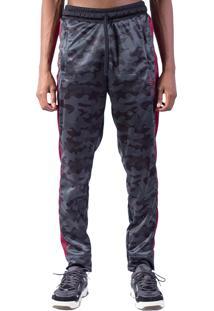 Calça Shivoo Army Pants Cinza Chumbo