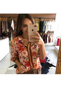Camisa Pap Floral