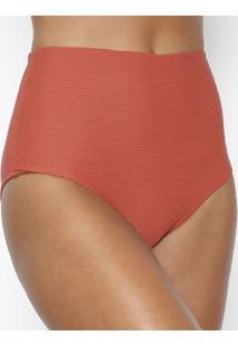 Calcinha Audrey Hot Pant - Marromrosa Chá