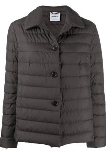 Aspesi Feather Down Jacket - Marrom