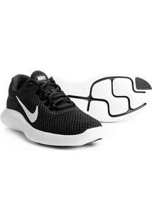 Tênis Nike Lunarconverge 2 Masculino - Masculino-Preto+Branco