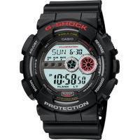 87e1485a6ae Relógio Masculino Casio G-Shock Digital Gd-100-1Adr Preto