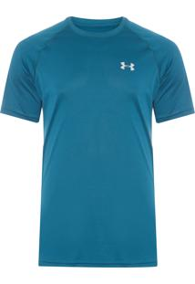 Camiseta Masculina Ua Tech - Verde