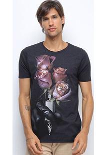 Camiseta Derek Ho Love Tattoo Machine Masculina - Masculino
