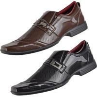b00183a67 Sapato Conforto Verniz masculino | El Hombre