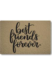 Tapete Capacho Best Friends Forever