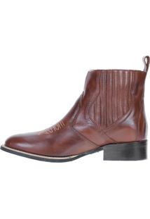 Bota Country Via Boots Vermelho