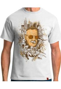 Camiseta Stan Lee