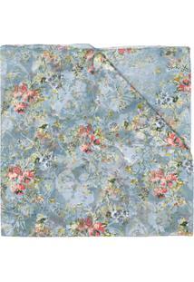 Preen By Thornton Bregazzi Echarpe Exclusive Tapestry - Azul