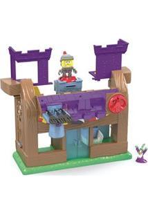 Imaginext Mattel Bob Esponja Castelo Siri Cascudo