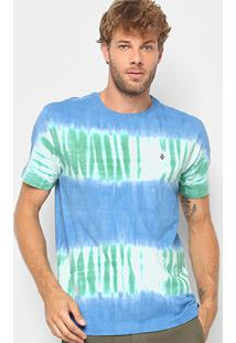 Camiseta Volcom Flower Power - Masculina - Masculino