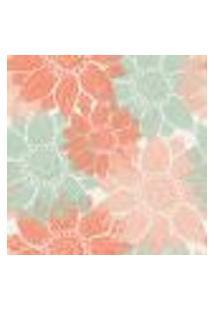 Papel De Parede Autocolante Rolo 0,58 X 5M - Flores 287112653