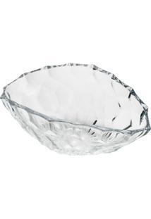 Centro De Mesa De Vidro Sodo-Cálcico Com Titanio Honey Comb 40,5Cm - Unissex