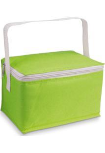 Bolsa Térmica Pequena Basic Topget Verde Claro