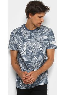 Camiseta Mcd Especial Full Bird Bloom Masculina - Masculino