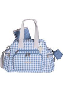 Bolsa Térmica - Everyday - Sorvete - Azul - Masterbag