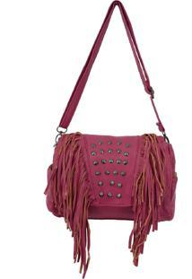 Bolsa Aphrodite By Elizabeth Franja Com Taxinhas Moderna Pink