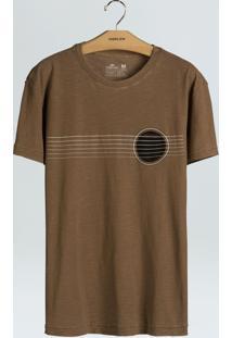 T-Shirt Rough Six Strings
