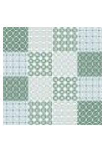 Papel De Parede Autocolante Rolo 0,58 X 3M - Azulejo Abstrato 284579723