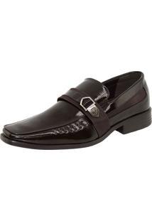 Sapato Masculino Social Marrom Broken Rules - 89107