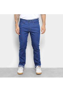 Calça Jeans Slim Zoomp Rockabilly Teodoro Masculina - Masculino