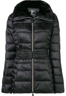 Save The Duck Puffer Jacket - Preto