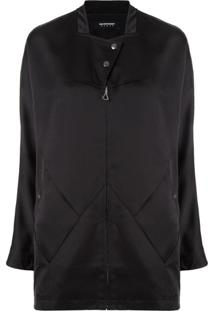 Kiko Kostadinov Embroidered Back Jacket - Preto