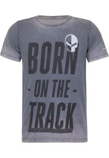 Camiseta Masculina Born Corvette Incolor
