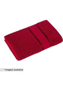 Jogo De Toalhas De Rosto Hermes- Vermelho Escuro- 4Plepper